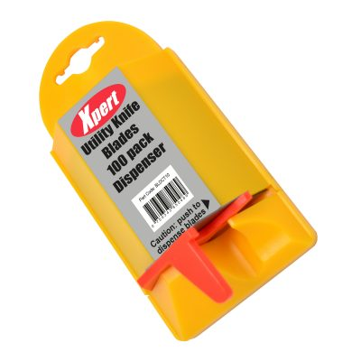 Xpert Replacement Utility Knife Blades 100pk - BLDCT10