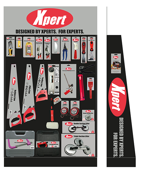 Xpert Stockist Stand