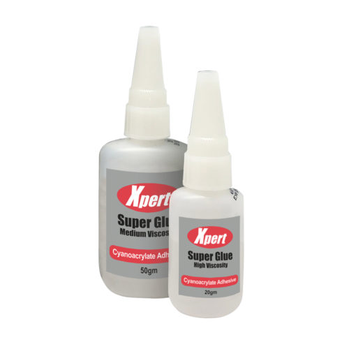 Super glue low, medium and high viscosity
